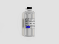 XX conf – Water Bottle