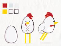 Chicken Styleframe