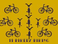 11 Days of Bmore - 11 Bikers Biking