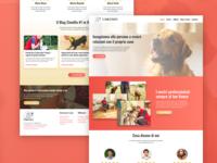 Dog Trainer Homepage