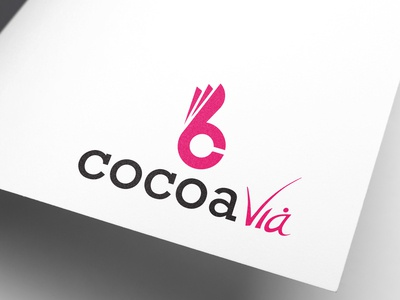 Cocoa Via Logo Design