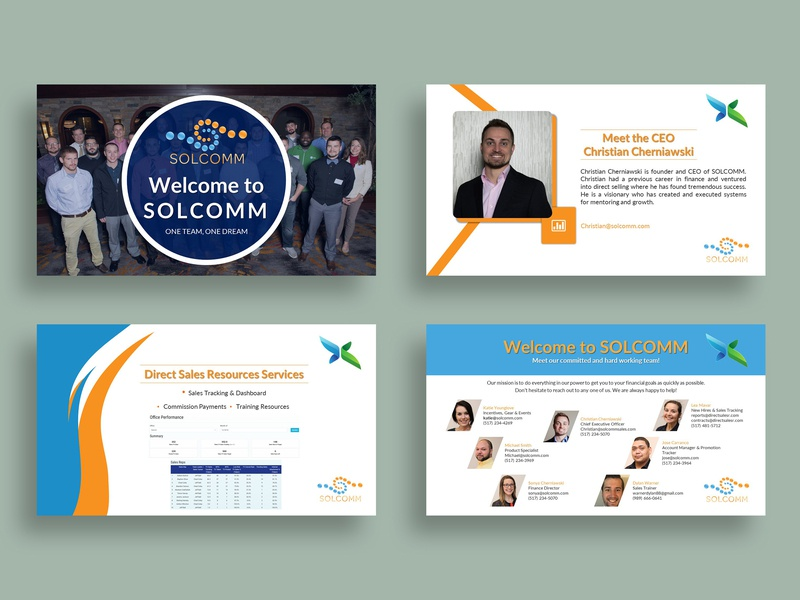 Presentation Design logo design identity banner graphicart clean design art flat modern graphic design professional minimal branding prezi keynote google slides powerpoint design power point presentation design brand identity
