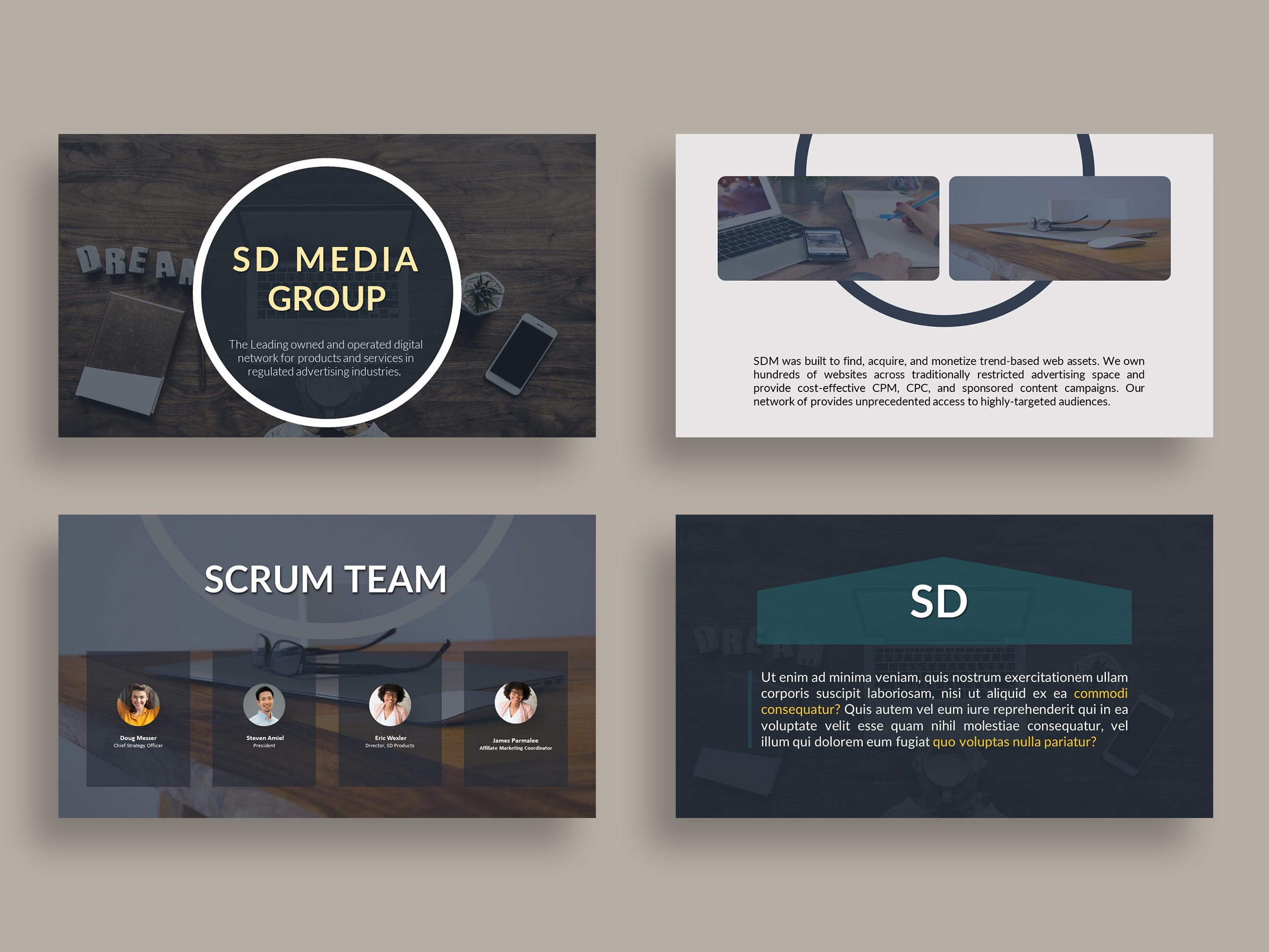 Sd media group pr