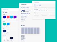 Digital Agency Intranet - UI Style Guide