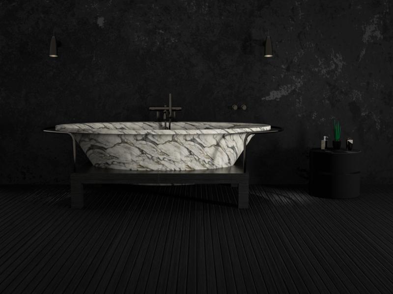 Cocoon bathroom redshift concept minimal architecture webdesign iran tehran uiux branding art direction modeling illustration c4d 3d