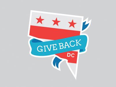 Giveback DC Logo