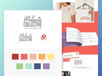 The Melanin Collective - Brand Identity