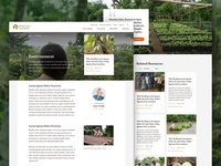 World Cocoa Foundation Environment page