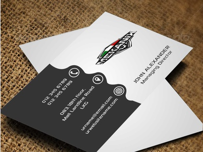Business Card Design logo design branding black and white business card. brand logodesign adobe illustrator cc adobe photoshop branding vector cmyk print business card design business card businesscard