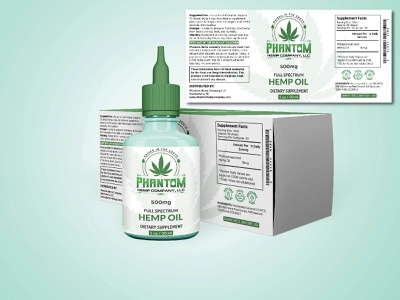 Label Design adobe photoshop adobe illustrator cc logo design print vector labels label and box design label packaging label template label mockup labeldesign label hemp label hemp oil hemp product design label design
