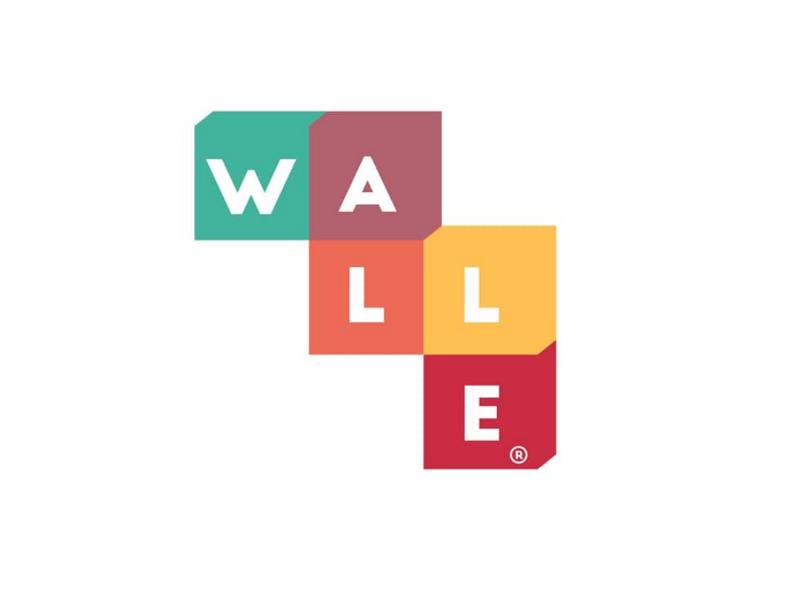 Wall-E Logo logo logodesign illustrator