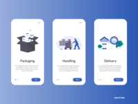 Delivery Service OnBoarding