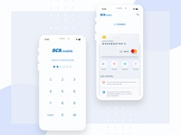 Exploration BCA mobile
