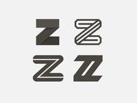 Z Lettermarks, the last of #lettermarkexploration
