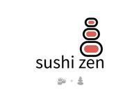 Sushi Zen Logo #30dayschallenge