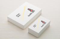 Sushi Zen Logo Mockup #30dayschallenge