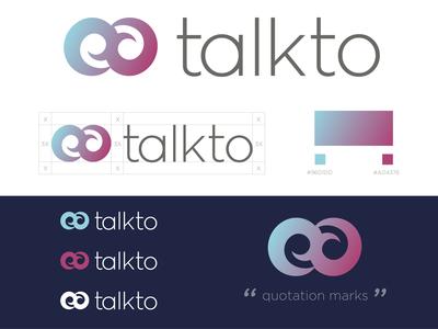 Quotation Marks Logo