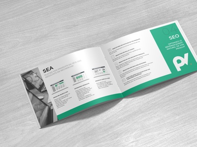 Paravostra Brochure Design
