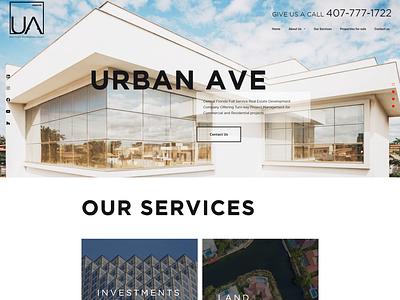 urbanave co ui wordpress design elementor