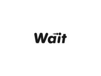 Wait [Modern Logo]