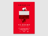 42 Grams | theatrical poster