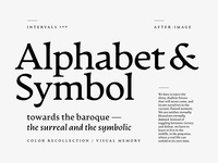 Artifex CF serif font family