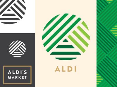 ALDI Rebrand
