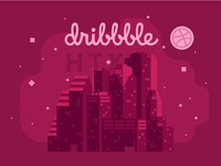Announcing: Dribbble Meetup Houston