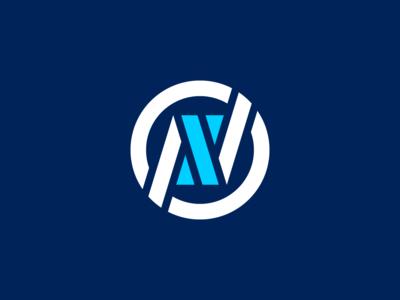 "Letters ""NS"" Logo Design"