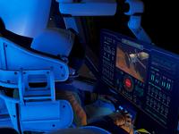 Mars 2030 : HUD / UI Design