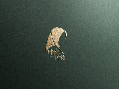 Hijab Prio Logo Design