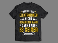 Germany Language T-shirt Design