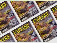 Magazine Cover Page Design