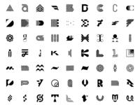 Experimental Alphabet