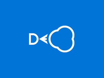 DEO symbol flat minimal identity vector branding logo typography lettering type
