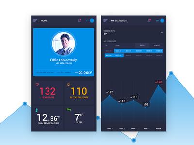 Health Monitoring App