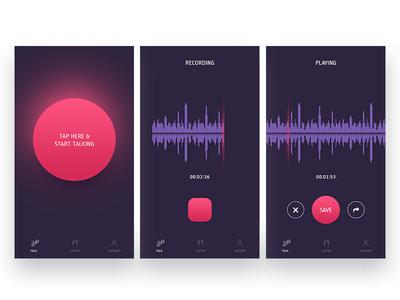 Recording App