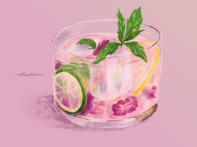 Ice Drink food and drink food illustration drinks illustration