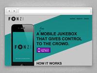 Fonzi Website