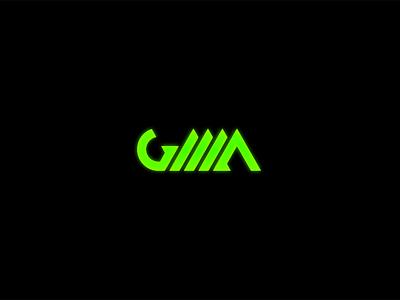 Gamma (GMA) Logo gma brand logo radiation gamma