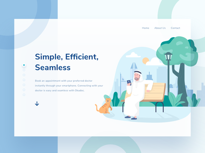 health landing page branding userinterface webdesign aycdesigner