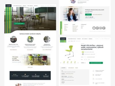 Santal green school furniture furniture czech furniture design website santal