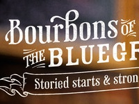 Bourbons of the Bluegrass
