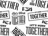 Let's Work Together Pattern