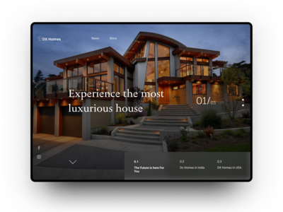 Realestate Homes Daily Ui 01
