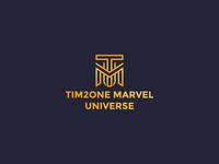 Tim2one Marvel Universe Logo Redesign Concept