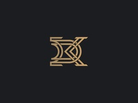 Letter KD Logo