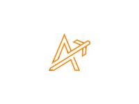 A Air Logo