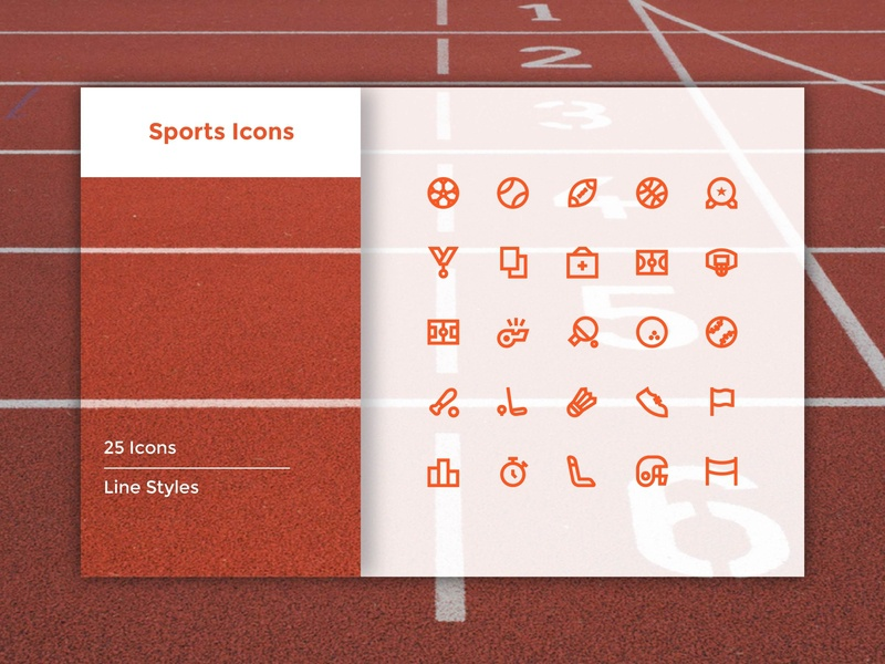 Sports Icon health orange icongraphy icon a day icon bundle icon set user interface icon app graphic design web app ux minimalist ui icon american basketball football sports sport