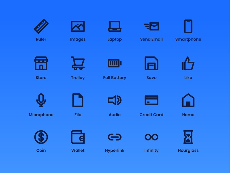 User Interface Icons (Line) pixel perfect simple minimalist line outline symbol iconography ui essential interface user icon a day graphic design web modern app icon set vector ux ui icon